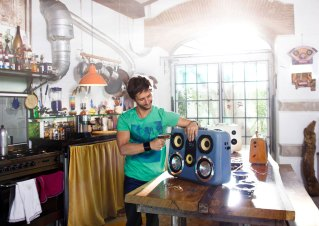 Bosch Koffer radio BoomCase web power tools craftsman boombox suitcase