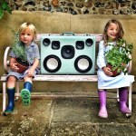 Suitcase BoomBox Suitcase Speaker BoomBox BoomCase Jamie Oliver UK London Chef Cook