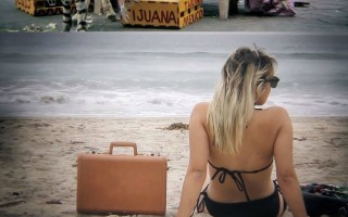mexico BoomCase Video Bikini Zonkey TJ Tijuana Baja Sexy
