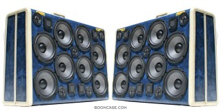 Signature Series Studio Quality Sound Best Bluetooth speakers Stacks of Speakers Vintage BoomCase Sound Wall WallOfBoom Tower Of Boom Holiday BoomCase Pop Up Shop Popup Store Valencia Mission San Francisco SF Dijital Fix Cool Store Amazing BoomBox Custom Dijital Fix San Francisco California SF The Mission Electronics Goodies Sacramento