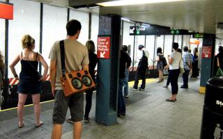 NYC Subway BoomBox BoomCase New York Bluetooth Travel a