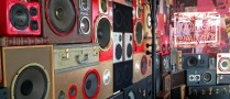 Kentucky Derby BoomCase Bacardi Speaker Wall House Party