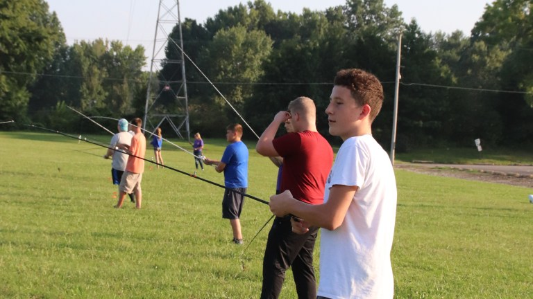 Fishing team will attend state tournament