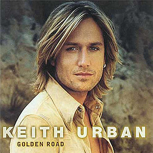 Keith Urban Golden Road album cover