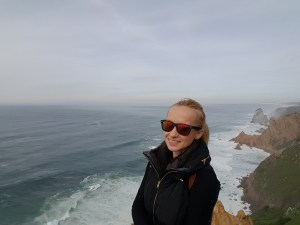 Cabo da Roca. Europe's westernmost point.