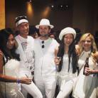 White Party at Ski Trip #Telluridindirty