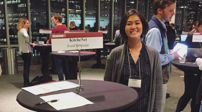 Growing my Social Impact Startup at Chicago Booth