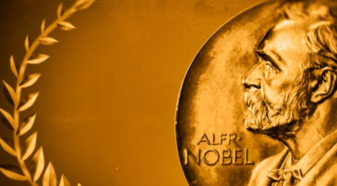 [QUIZ] Which Nobel Laureate is your Spirit Professor?