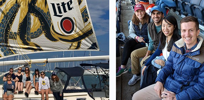 MillerCoors Timeline: Marketing Case Competition