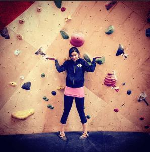 Megan Patel (Class of 2015)