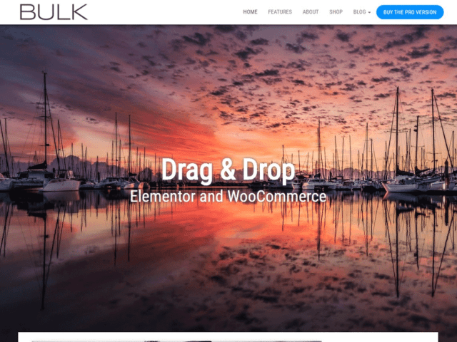 Bulk Photography Theme Thumbnail