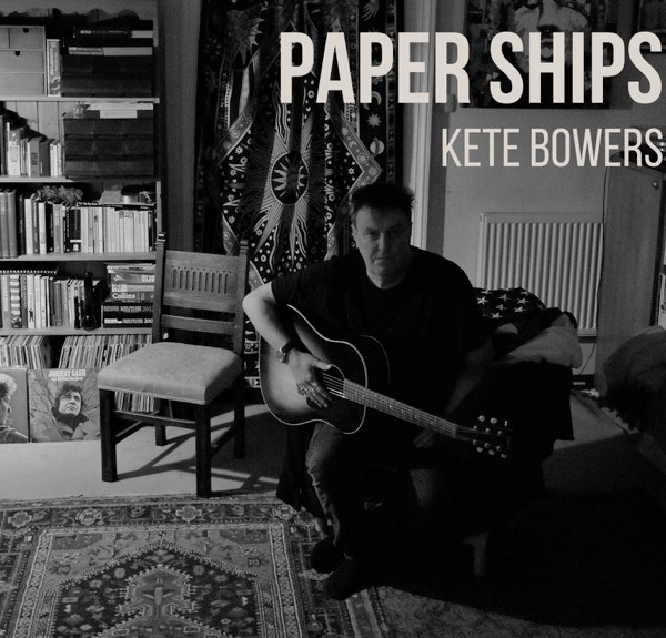 Kete Bowers – Paper Ships | 70s Rock Lives On Forever