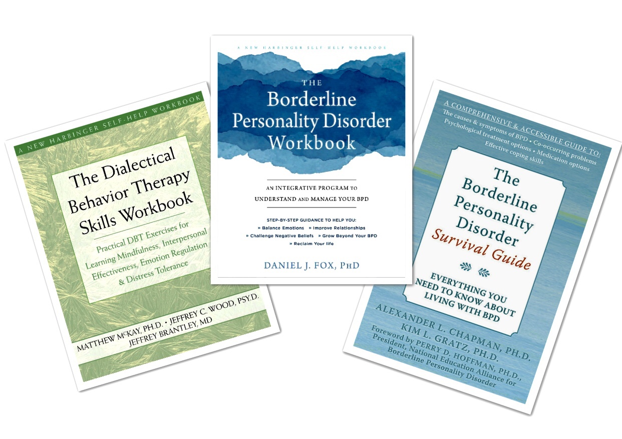 Top 3 Borderline Personality Disorder Resources The