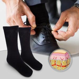 Diabetic Socks for Dress and Travel