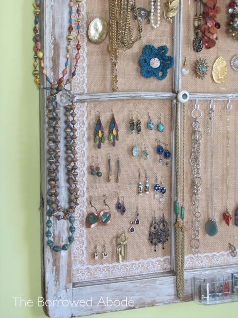 The Window Frame Jewelry Display New Improved Design