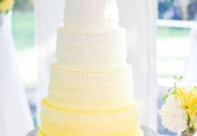 Style Me Pretty Wedding Cakes