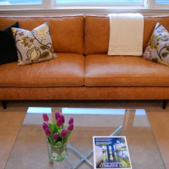 Reupholster Sofa In Leather Slipcover Sofas Our Reupholstered Petrie Is Back The Borrowed Abodethe 3 003