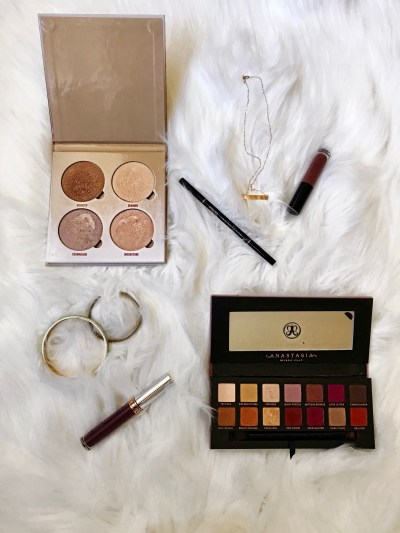 Anastasia Make up products
