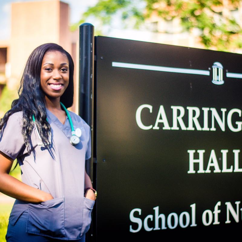 Meet Labor and Delivery Nurse: Aggie
