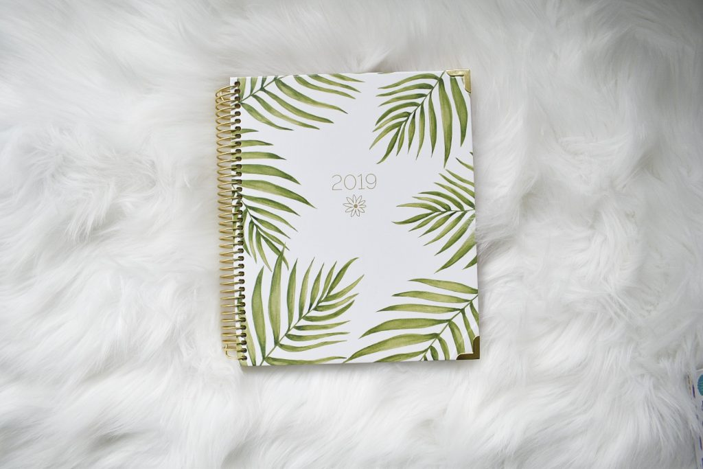 Bloom Daily Planner Cover