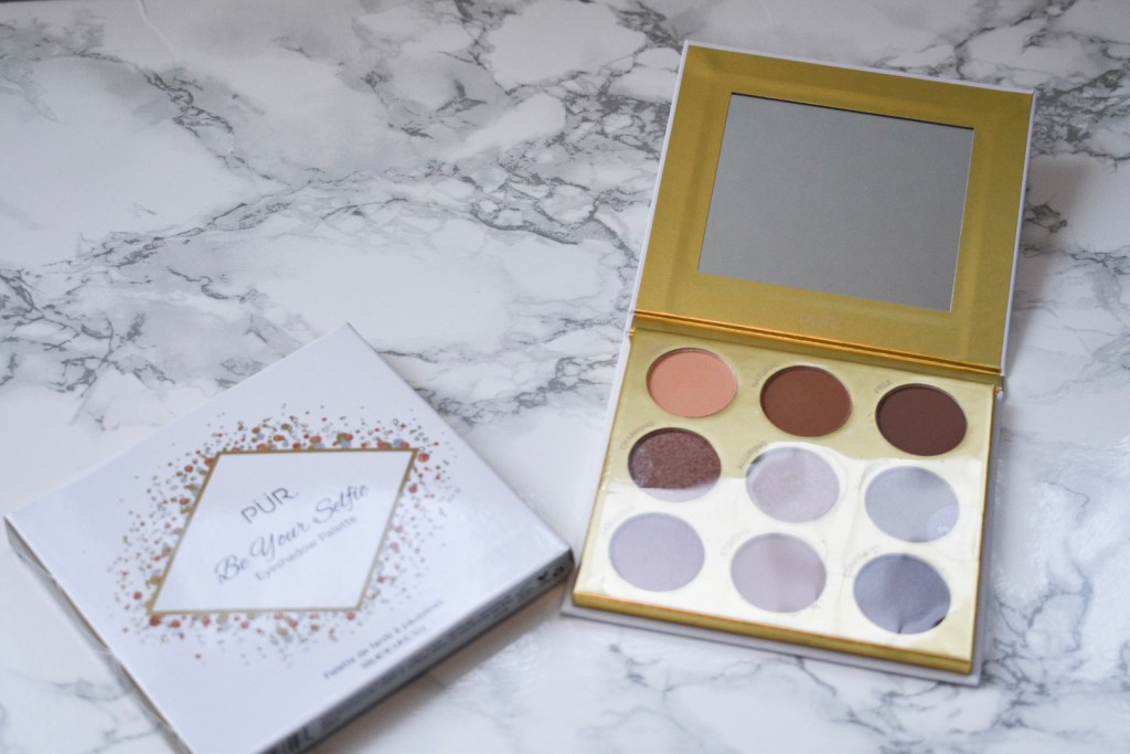 Pur Cosmestics Be your Selfie Palette