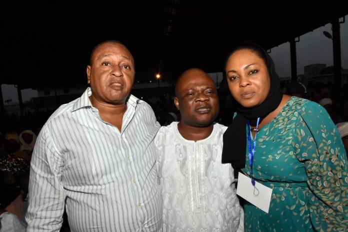 Jide Kosoko, Gbenga Adewusi & Sola Kosoko