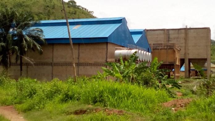 abandoned enugu coal corporation factory
