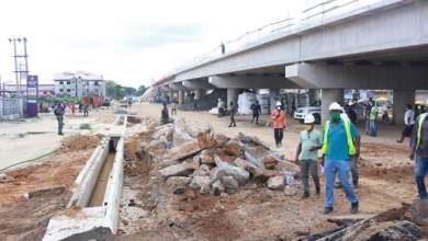 GOV WIKE RUMUOLA GRA FLYOVERS WILL BE COMPLETED IN SEPTEMBER