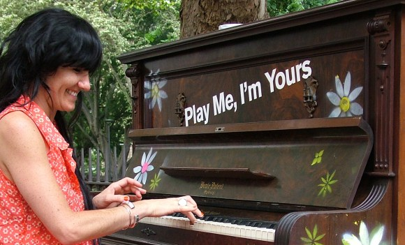 Photo Credit Street Pianos