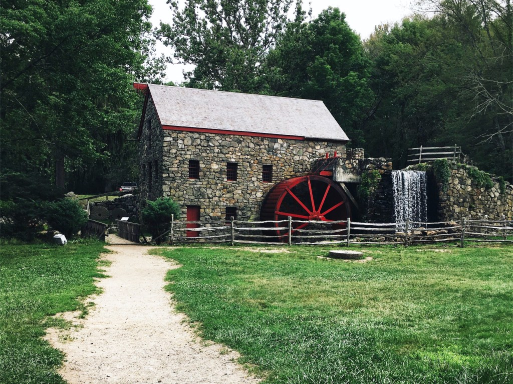 Best Day Trips from Boston - The Boston Day Book   New England Travel - Sudbury, MA