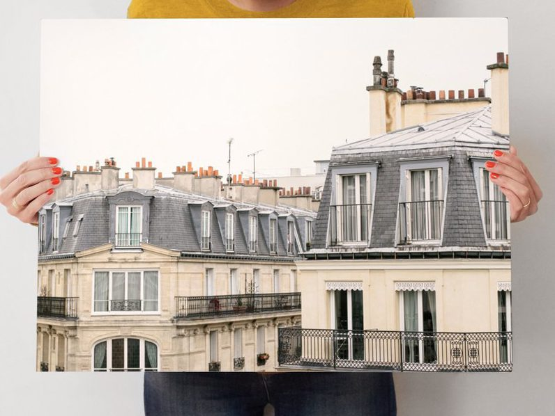 Minted Paris Photograph - Gift Guide
