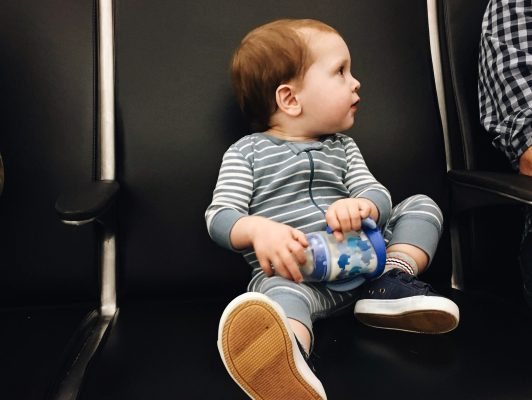 Traveling with a Toddler