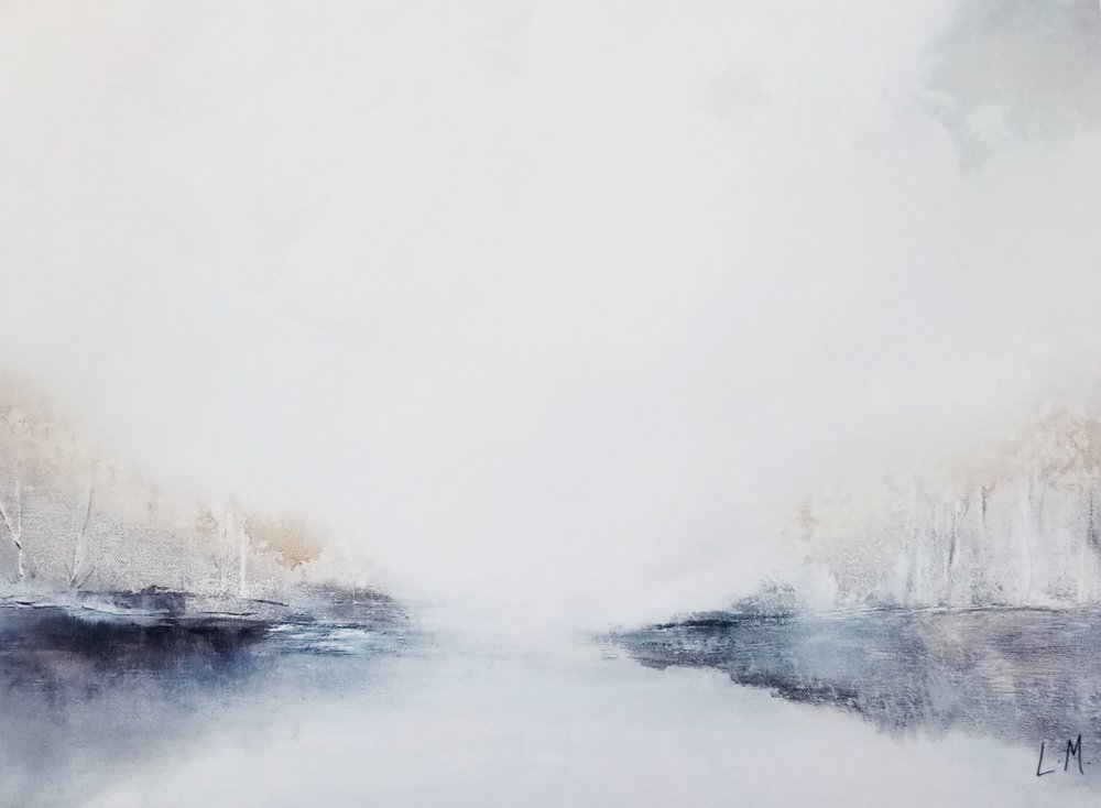Cape St. Mary - Lisa McLinden | Six Artists to Follow on Instagram - The Boston Day Book