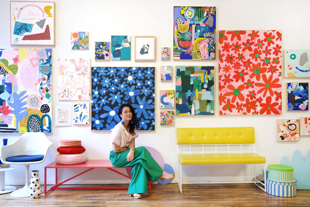 Ashley Mary Art | Six Artists to Follow on Instagram - The Boston Day Book