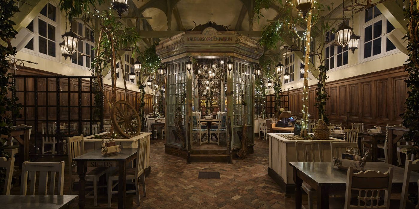 About Sheffield The Botanist