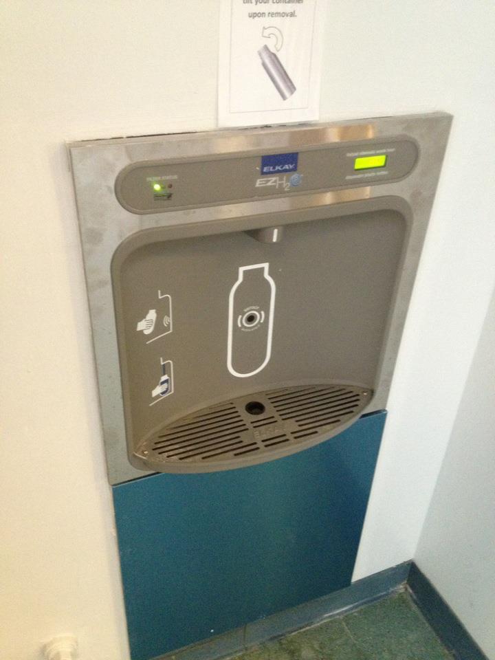 Hydration Station Renovation  The Bottom Line