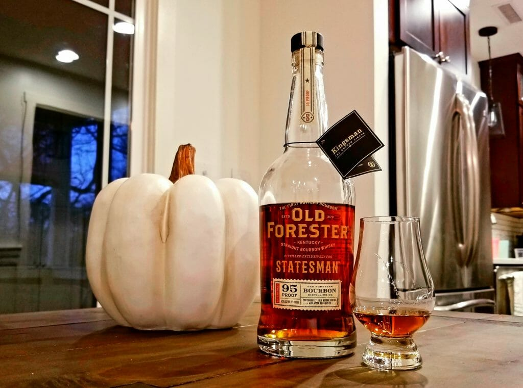 Old Forester Statesman Review   Bourbon Culture