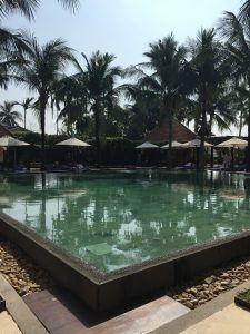 The Pool at the Anantara