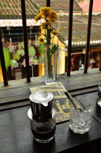 Vietnamese Coffee at Faifo