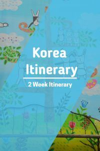 Planning a trip to South Korea? Here is a 14 day Korea Itinerary covering Seoul, JeJu Island, Daegu and Jeonju #korea #southkorea #koreaitinerary #southkoreaitinerary #seoul #jejuisland #daegu #jeonju