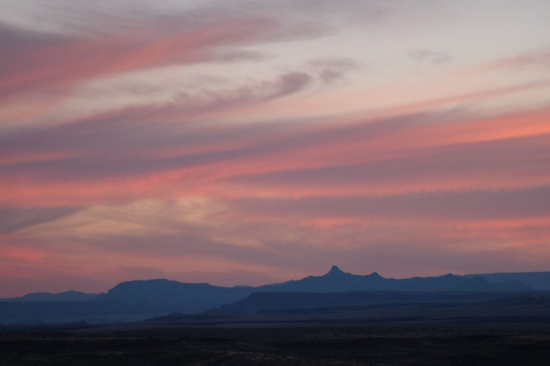 Fish River Canyon Namibia Sunset