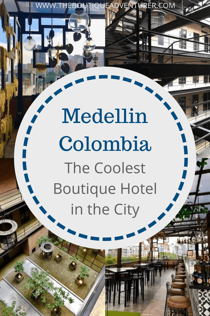 The Art Hotel Medellin has to be one of the most fun and quirky places that I have ever stayed! This Medellin Colombia hotels...