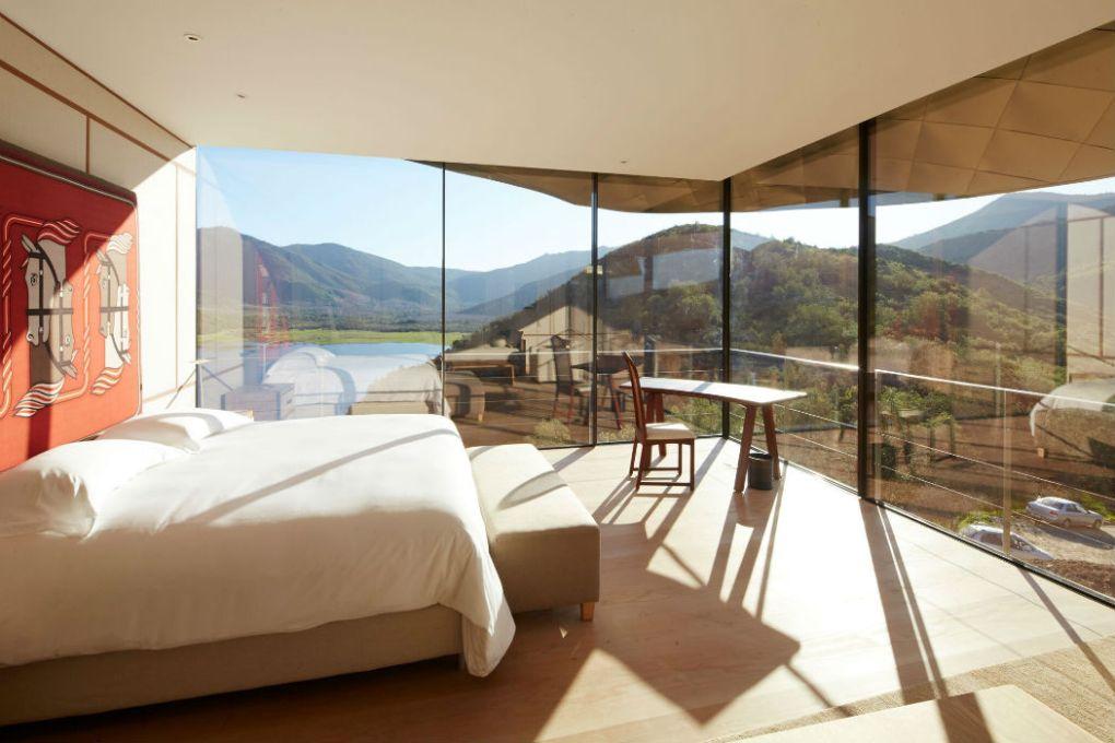 Vik Chile Millahue Valley bedroom