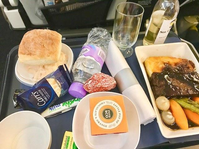 British Airways World Traveller Plus Review - The Boutique ...