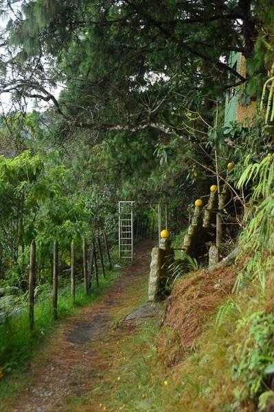 the path where pablo escobar escaped from his prison