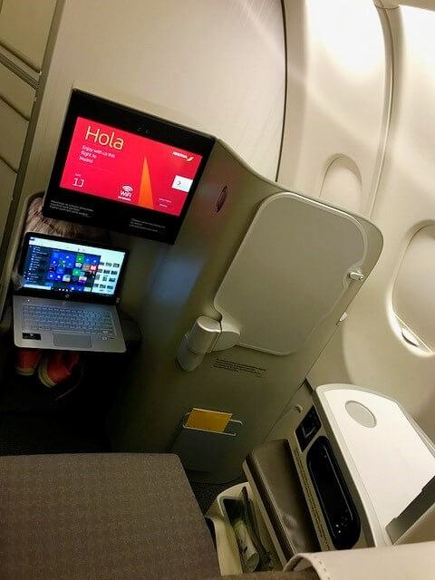 iberia airlines reviews