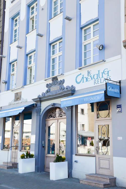 Le Chevalier Relais Hotel