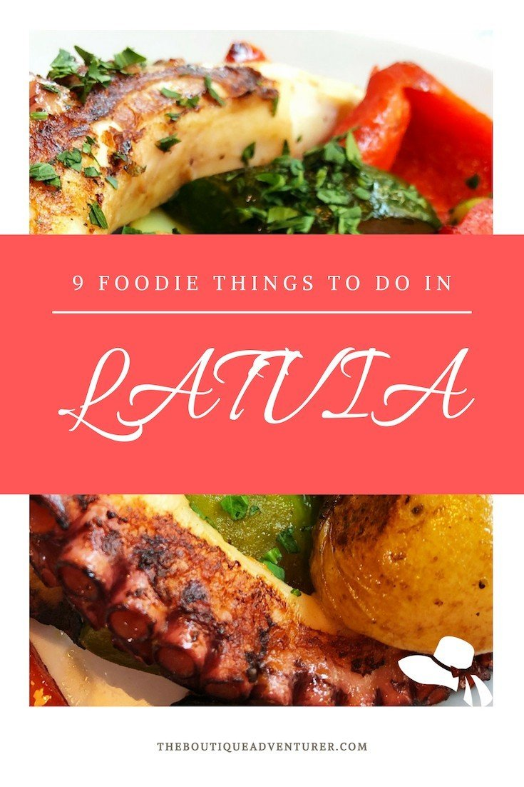 This is NOT a list of Latvian food items - if you're a food lover these are the things to do in Latvia that food lovers who live there do - where the locals eat and drink!