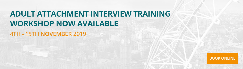 Bowlby centre autumn 2019 training places now available