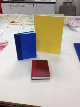 Case bindings by students
